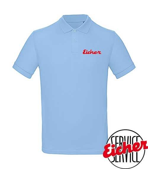 """Herren-Poloshirt """"Eicher Diesel"""""""