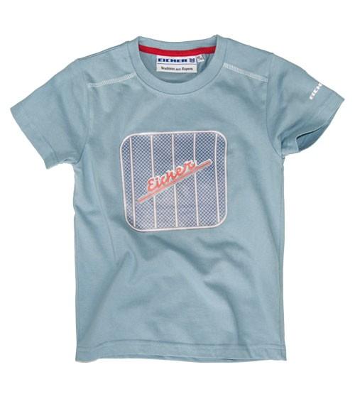 Kinder T-Shirt blau