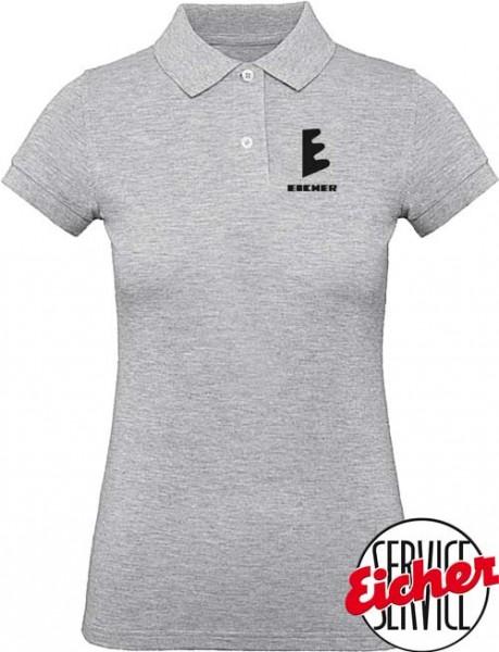 Damen-Poloshirt Eicher-Logo 3000er Serie