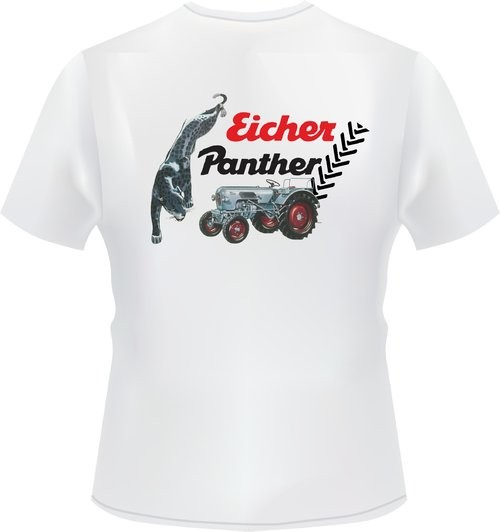 "T-Shirt Eicher ""Panther"""