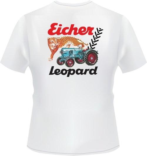 """T-Shirt Eicher """"Leopard"""""""