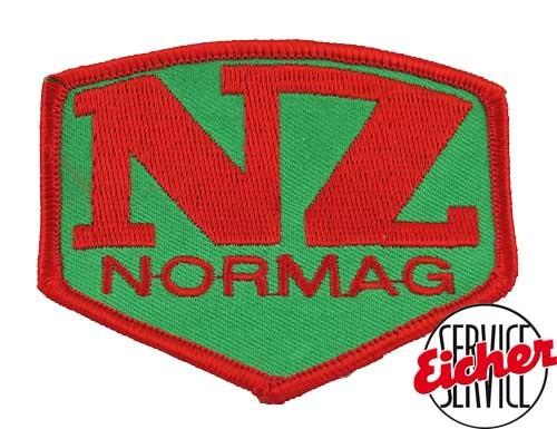 Aufnäher NZ Normag
