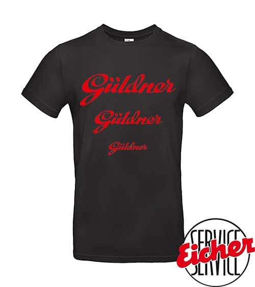 """T-Shirt """"Güldner"""""""