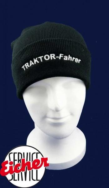 "Wintermütze ""Traktor-Fahrer"""