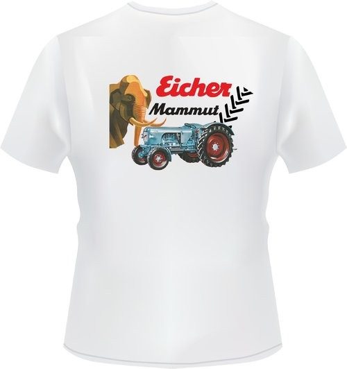 """T-Shirt Eicher """"MAMMUT"""""""
