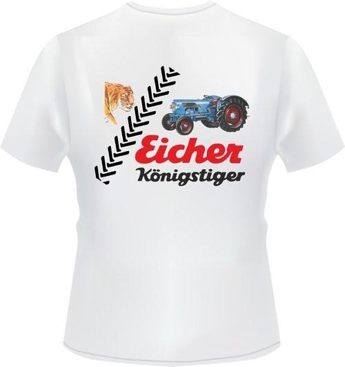 "T-Shirt Eicher ""KÖNIGSTIGER"""