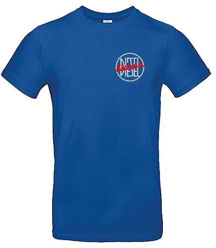 T-Shirt Eicher Diesel blau