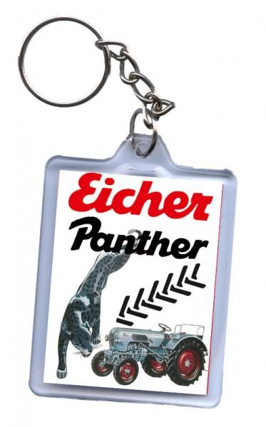 Schlüssel-Anhänger, Motiv Eicher Panther