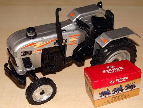 Original Eicher Indien-Modelltraktor Typ 485 - Abverkauf / B-Ware