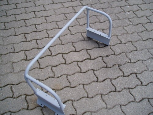 Sitzbank-Gestell für Kotflügel