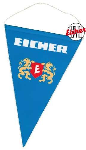 Tischwimpel Eicher Motiv: Logo 3000er-Serie
