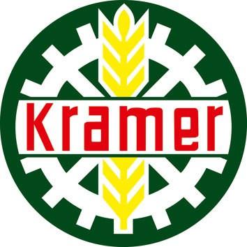 Aufkleber Kramer-Logo Ø10cm