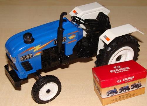 Original Eicher Indien-Modelltraktor Typ 5150 - Abverkauf / B-Ware