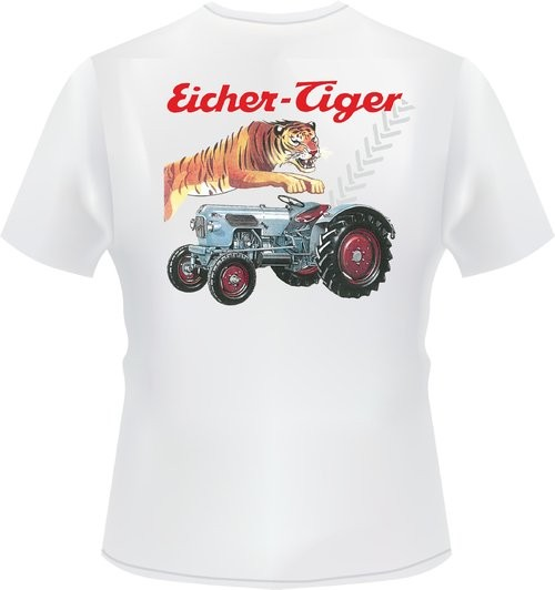 "T-Shirt Eicher ""TIGER"""